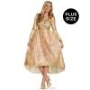 Maleficent - Aurora Deluxe Coronation Gown Adult Plus Costume